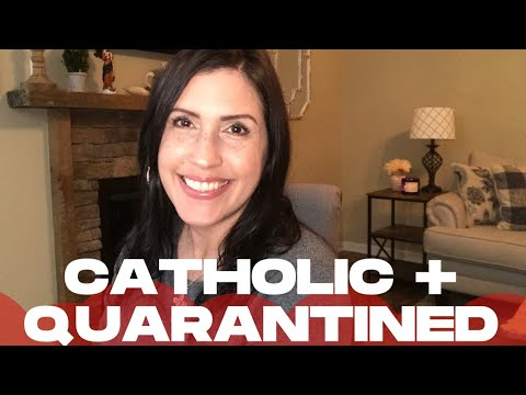 How Should Catholics Respond to the Coronavirus Pandemic? #StayHome