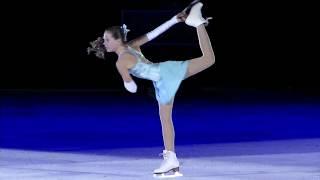 Solo Noémie Groleau spectacle mars 2018 patinage artistique