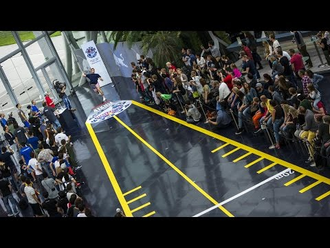 Paper Airplane World Championship - Red Bull Paper Wings 2015