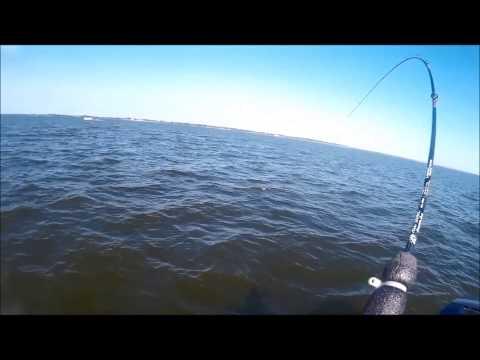 Sandbass Fishing Richland Chambers Lake