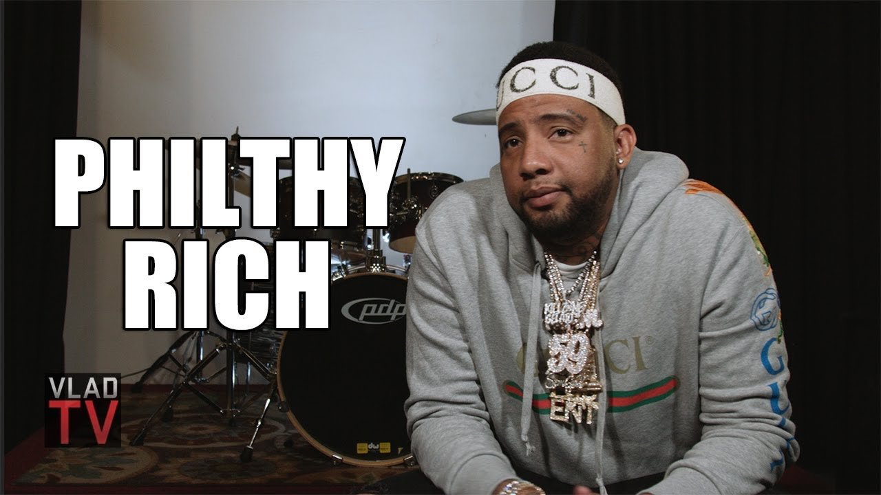 Philthy Rich on Keak Da Sneak Getting Shot, Shootings Happening at Shows (Part 12)