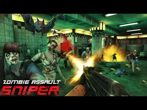 Zombie Assault:Sniper Android Gameplay