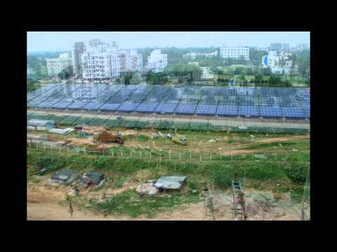 Megha Canal Top Solar one of top 100 Innovative Infra projects of world