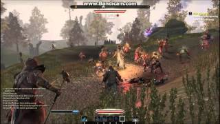Repeat youtube video The Elder Scrolls Online - Massive PVP Fort Battle on Ultra