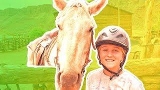 MOAB HORSEBACK RIDE! Adventures by Disney #hosted