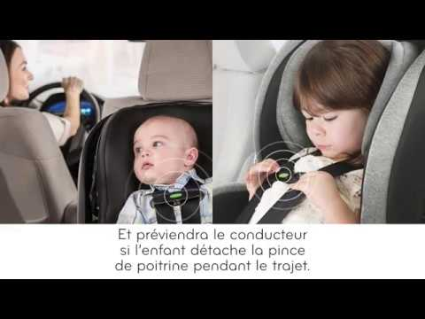 Evenflo SensorSafe Symphony Deluxe All-In-One Car Seat - FR | Toys R Us Canada