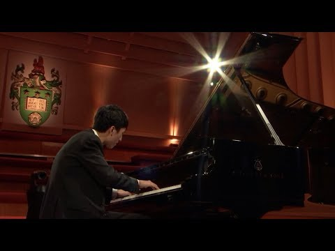 Eric Lu - Chopin Sonata No. 2 in B-flat minor, Op. 35 (Leeds Semifinal)