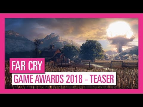 There's a new Far Cry game coming, and it looks... dusty