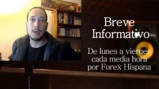 Breve Informativo - Noticias Forex del 22 de Marzo 2017