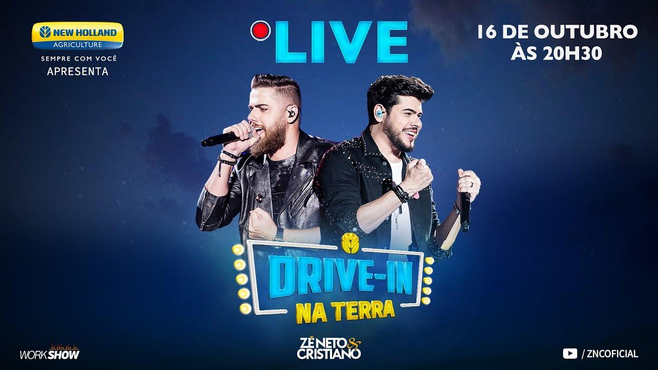 Zé Neto e Cristiano - LIVE DRIVE-IN NA TERRA