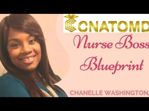 Lady Boss Chanelle Washington shares it all with Dr. Tina CNATOMD