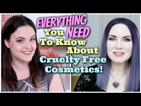 Everything You Need to Know About Cruelty Free Makeup! Interview with Phyrra Nyx! | Jen Luvs Reviews