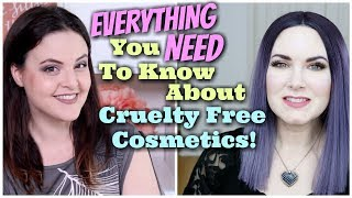 Everything You Need to Know About Cruelty Free Makeup! Interview with Phyrra Nyx!   Jen Luvs Reviews