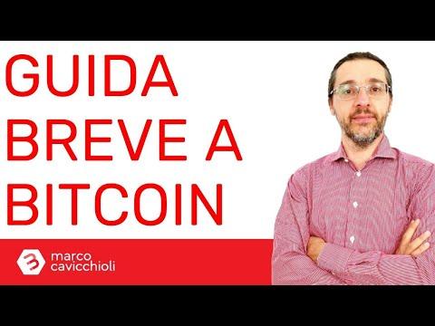 Bitcoin: guida in italiano