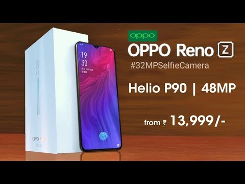 Oppo Reno Z - Helio P90, Indisplay Fingerprint, 32MP Selfie 🤳 | Oppo Reno Z