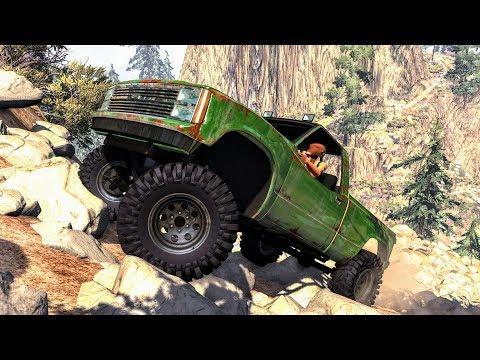 Off Road Crashes & Fails #29 – BeamNG Drive   CrashBoomPunk