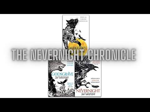 The Nevernight books by Jay kristoff / The Nevernight Chronicle