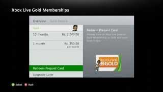 How to get FREE Xbox Live on any Xbox 360 Console working 100% on July 2014