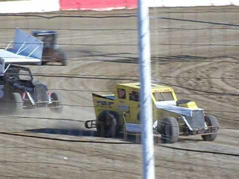 Dwarf Car Practice Barona Speedway 10-20-2018