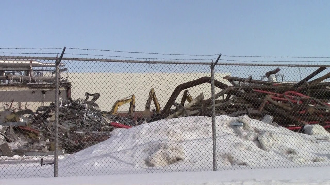 Pfizer Demolition  2-23-19