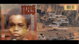 Nas - Memory Lane (Sittin' in da Park)