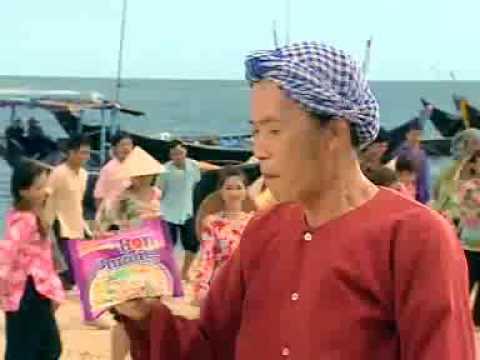 Hoài Linh quảng cáo mì gói (giọng miền Bắc)