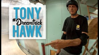 Tony Hawk Does His Dream Trick