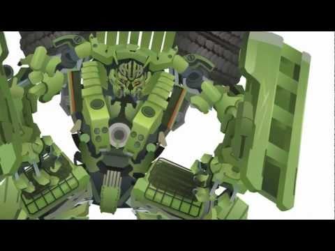 Constructicon LONGHAUL Transform