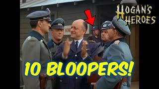 HILARIOUS Hogan's Heroes Bloopers You Probably Did NOT Notice!