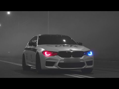 BMW M5 F90 ДПС Edition / BMW M5 F90 Police Edition from Russia