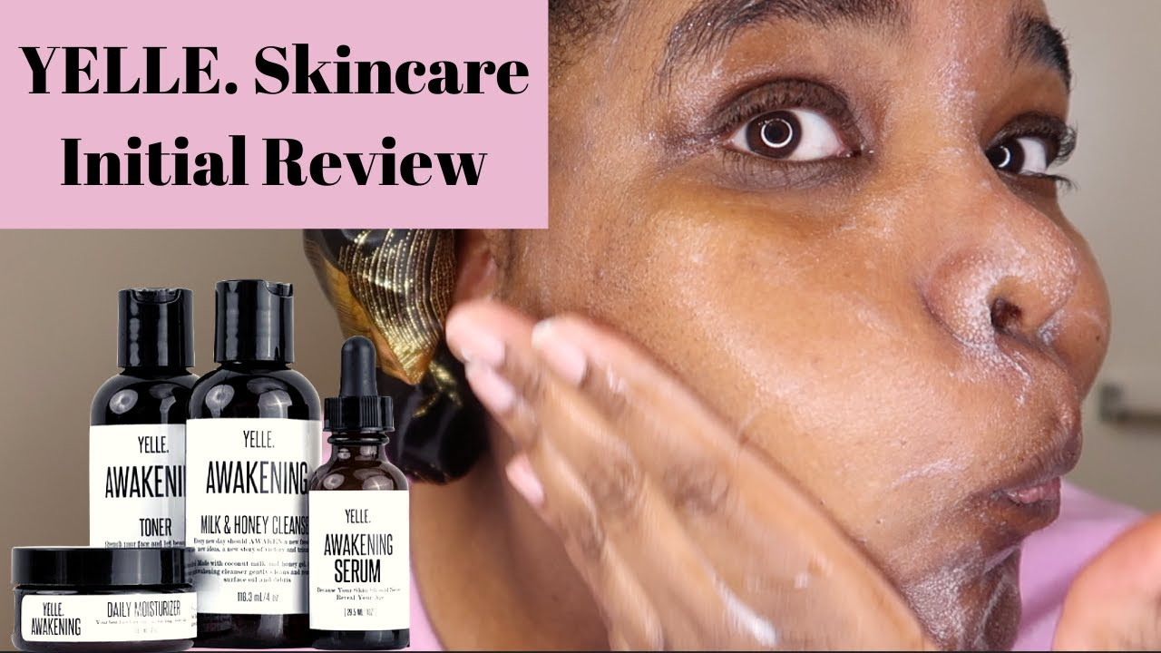 Yelle skincare review