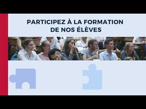 Entreprises : vos relations avec Télécom Paris