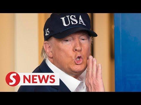 Coronavirus tests will be free in the US, says Trump