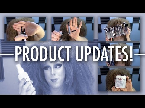 PRODUCT UPDATES FEB 2016 — Blue Marble, Diorshow, Morphe, KVD DUPE + MORE!