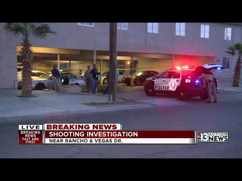Shooting investigation in the central valley