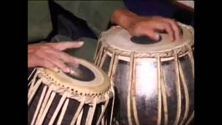 Pt Bapu Patwardhan Plays A Rela/Kayda(part 13 Of 15)-dha Tirakita Dhage Tag Dingdinagina