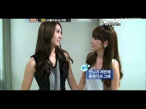 Jessica (SNSD) & Krystal of f(x) - 'Butterfly'