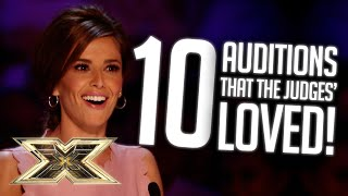 Download 10 Auditions that the Judges' LOVED! | The X Factor UK
