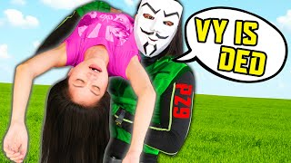 VY QWAINT BETRAYED by PROJECT ZORGO! Regina Pranks Her Brother in Funny Situations to Get New Mask!