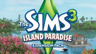 The Sims 3 Island Paradise - Hair, Clothing, & Objects!