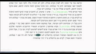 Chapter 1 Megillah Halacha 8