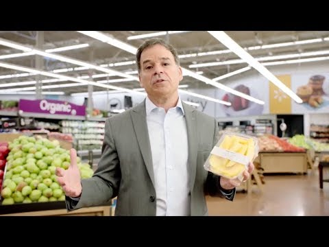 Walmart's food safety solution using IBM Food Trust built on the IBM Blockchain Platform