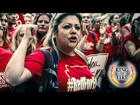 Arizona Teachers Fight for More Education Funding