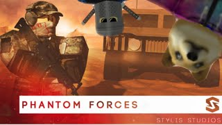 Montage! | Roblox Phantom Forces Beta with Grim Gaming
