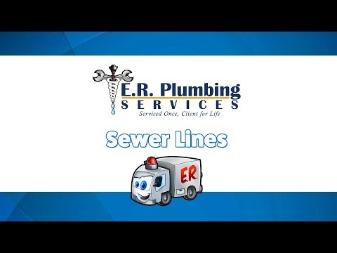 Sewer Line Services in Rockwall
