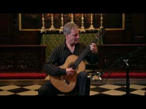 Watch Paul Gregory play the newly discovered 1888 Torres guitar