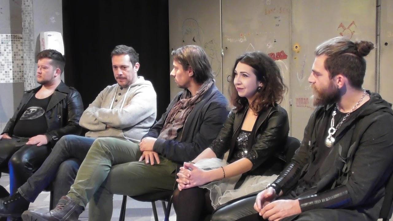 """O nouă premieră la Teatrul """"Aureliu Manea"""":"""