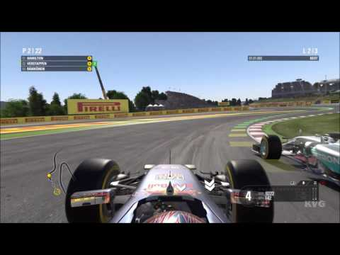 F1 2016 - Circuit de Barcelona-Catalunya | Spanish Grand Prix Gameplay (PC HD) [1080p60FPS]