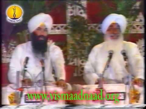 Bhai Prithipal Singh Kang : Raag Wadhans - Adutti Gurmat Sangeet Samellan 1991