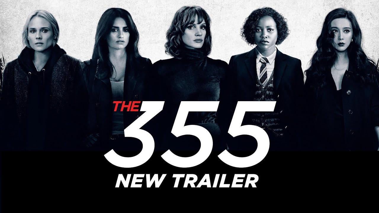 The 355 komt vanaf 19 januari 2022 naar  Belgische bioscopen